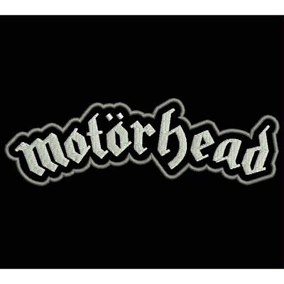 Iron Patch bestickt Patch zona ricamata embroidered patch MOTORHEAD
