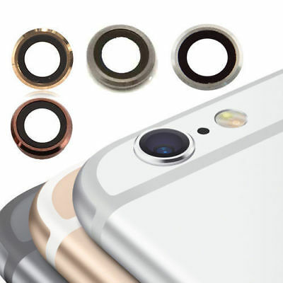 """Rear Back Camera outer Glass Lens Cover For iPhone 6 6S 4.7"""" & 6+ 6S Plus 5.5"""""""
