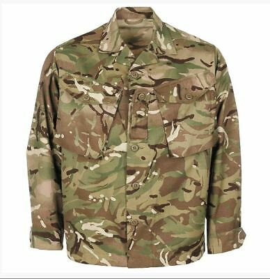 NEW - Latest Army Issue BARRACK DRESS Shirt MTP Camo Pattern - Size 170/104