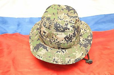 Russian army military special forces SPOSN SSO tactical boonie hat spectre  SKVO 063937bb869a