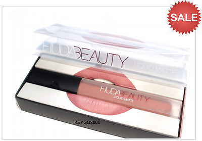 NEW Huda Beauty Liquid Matte Lipstick - 13 Shades Huda Beauty Lip - UK SELLER