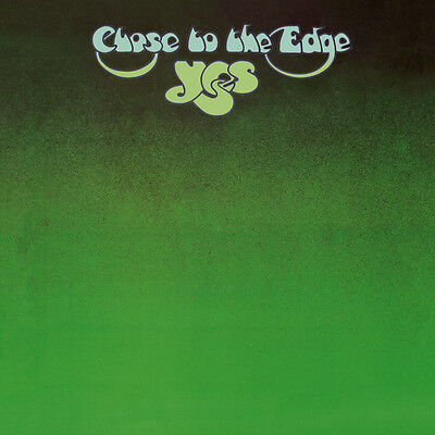 YES --- Close to the Edge Limited Edition 180 GRAM RECORD LP VINYL FRM9004 NEW