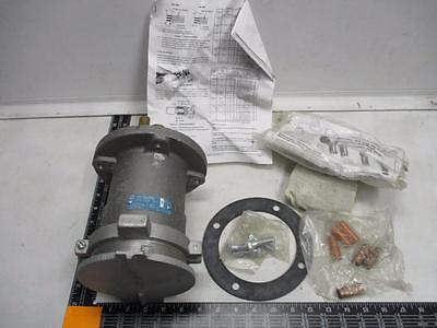 CROUSE-HINDS AR2031 S22 Arktite Receptacle 200A, 3 Wire, 3 Pole - NEW