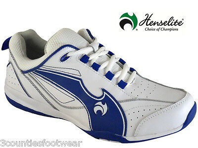 Henselite Blade Professional Bowl Shoes - Ultimate Lightweight  Green Bowl Shoe