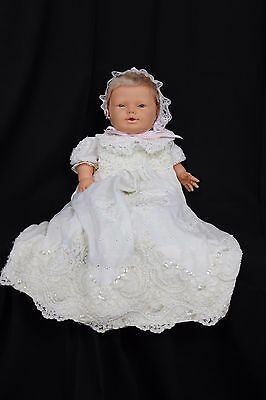 "Berjusa Heart to Heart La Baby Baby Doll Clothes 1987 21"" Made in Spain"