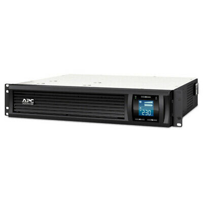 APC Smart UPS C 1000VA LCD RM 2U 230V rack mountable SMC1000I-2U