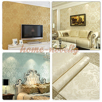Textured Wallpapers 10m Roll For walls living room TV Backdrop of 3d wall paper