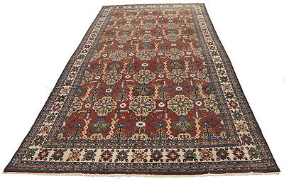 324x168 CM Tappeto Carpet Tapis Teppich Alfombra Rug (Hand Made) India - Hindust