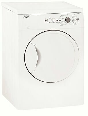 NEW Beko DV7220X 7kg Vented Dryer