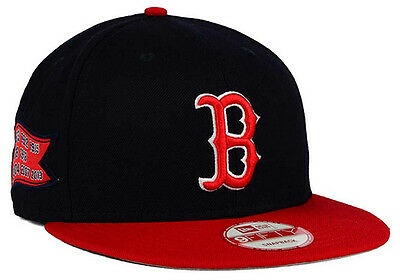 Boston Red Sox MLB World Series Champions Snapback Hat Cap New Era ... 02c64bbd5f2d