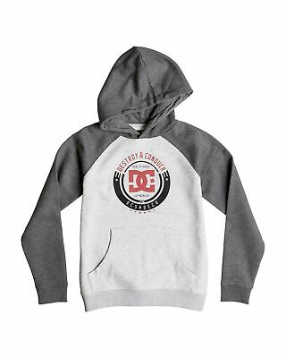 NEW DC Shoes™ Teen 10-16 Smashed Pullover Hoodie DCSHOES  Boys Teens Tops