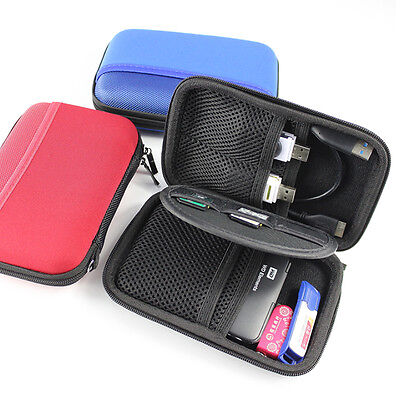 Hard EVA Carrying Case For WD My Passport Ultra 2TB Portable External Hard Drive