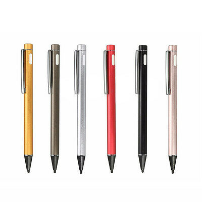 2.0mm Capacitive Active Touch Pen Stylish Painting Pens Rechargeable Q6Z7
