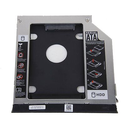2nd HDD Bracket for Dell E6420 E6520 E6320 E6430 With Ejector + Bezel C7Z3