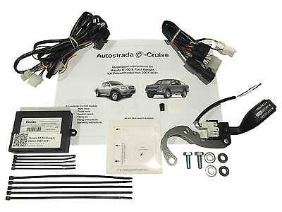 Cruise Control Kit Plug & Play for Ford Ranger 2.5L 3.0L Turbo Diesel
