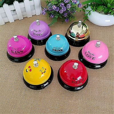 Color Random Kitchen Counter Alert Ringing For Service Bar Reception Call Bell