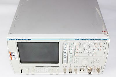 Marconi Radio Communications Test Set 2955B