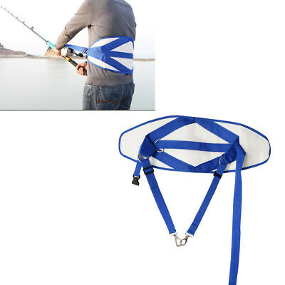 Offshore/Sea Fishing Waist Support Harness Stand Up Adjustable Fighting Belt