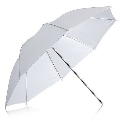 "Neewer Professional 33""/84cm White Translucent Reflector Umbrella for Photogr..."
