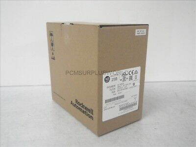 25B-V2P5N104 25BV2P5N104 Allen Bradley PowerFlex 525 AC Drive (New Sealed)