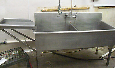 Stainless Steel Sink Large Basins