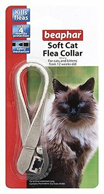 Beaphar Catwalk Soft Collar for Cats - 30cm