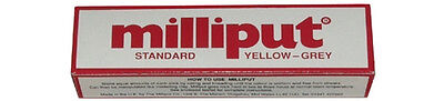 Standard Yellow-Grey Milliput - Milliput MILLSTD Free post F1