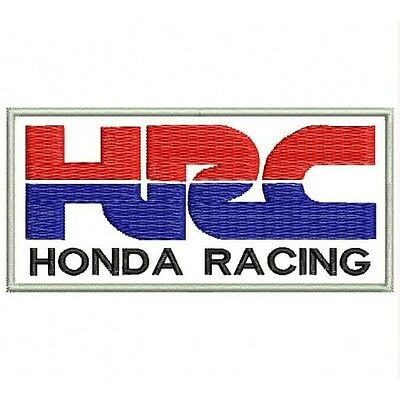 Iron Patch bestickt Patch zona ricamata parche bordado HONDA HRC