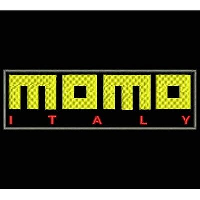 Iron Patch bestickt Patch zona ricamata parche bordado IRON PATCH MOMO (ITALY)