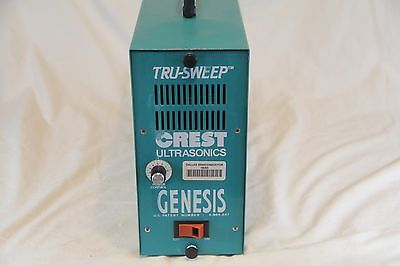 Crest Genesis Ultrasonic Generator 4G-500-6 - Pulled from Working Environment