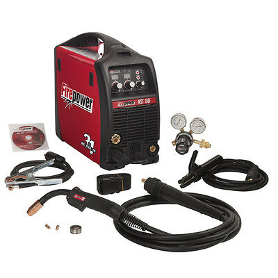 Firepower MST 180i 3-in-1 MIG Stick & TIG Welder 1444-0871 New