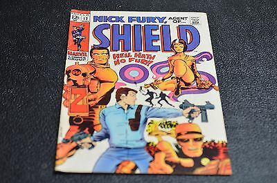 Marvel Nick Fury Agent Of Shield Issue #12 Vf
