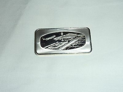 Singapore Airlines Silver Coin Airtropolis Changi Airport Gift