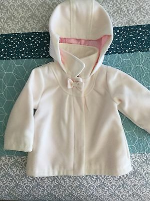 Sprout Girls Warm Coat Sz 1