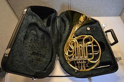 Yamaha Yhr-567 Geyer Series Intermediate Double French Horn - Excellent Player
