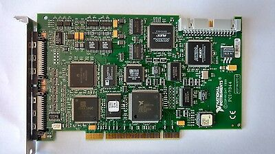 National Instruments NI PCI-7344 4-Axis, Stepper/Servo Motion Controller Device