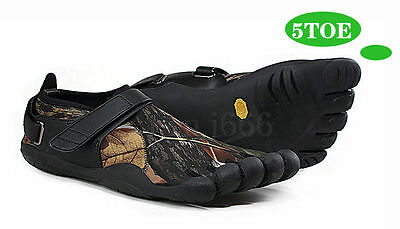 5TOE rubber five toe separate running shoes, climbing rock climbing shoes