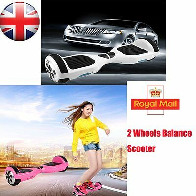 6.5inch Electric LED Kids Gift Self Balance 2 Wheel Balancing Scooter Board