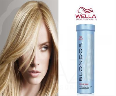 Wella Multi Blondor Dust-free Lightening Powder 400g**UK Seller **