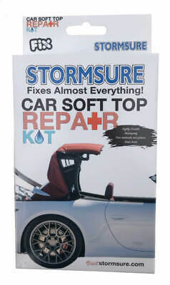 1 x STORMSURE Car Soft Roof Convertible Waterproof Repair Kit Adhesive RKROOF