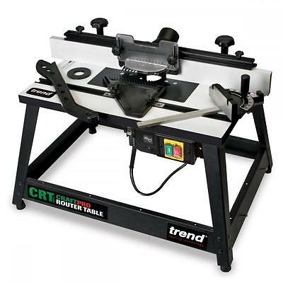 Trend Crt/mk3 Router Table 240V Brand New Craft Pro