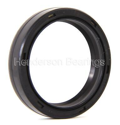 DC4SS 43x55x9.5x10.5 TTO Hydraulic Damper Motorcycle Fork Seal Stainless Spring