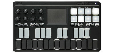 Korg nanoKEY Studio Wireless Mobile MIDI Controller