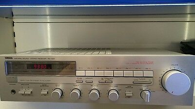YAMAHA RX-300 Natural Sound Stereo Receiver (1987)