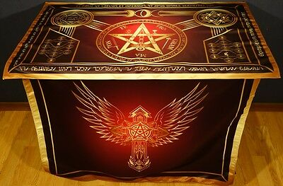 Altar Ceremonial Magic Red version