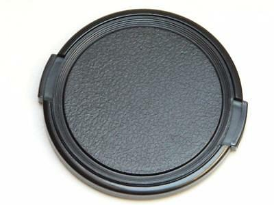 62mm Snap-On Front Camera Lens Cap for Lens with 62mm Filter Thread - UK Stock