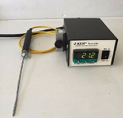 J-KEM Temperature monitor with probe
