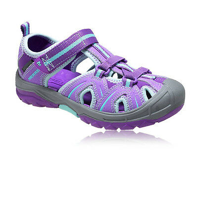 Merrell Hydro Junior Purple Outdoors Light Trail Road Sandals Summer Shoes