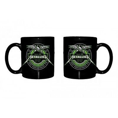 Mug Metallica - Black Fuel