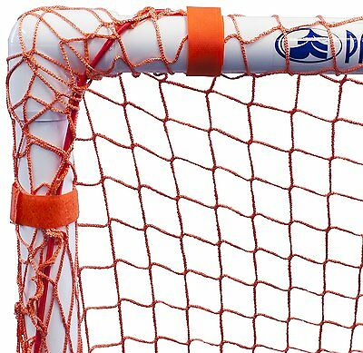 Park & Sun Sports Indoor/Outdoor Nylon Slip Net with Bungee Cord Frame: Goal, 6